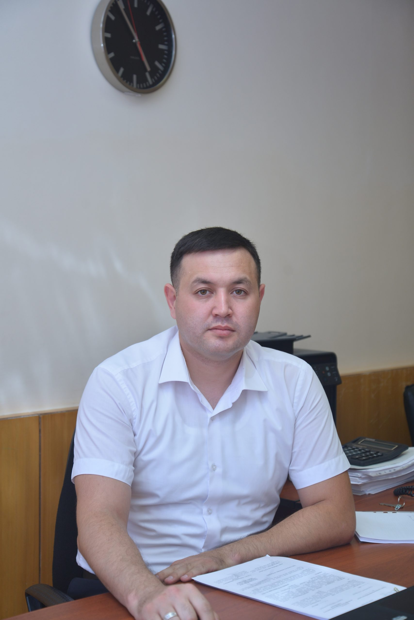 Мухамедьяров Аманжол Нурланович
